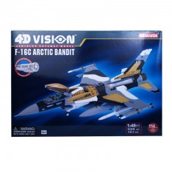 Item# 26124 - F-16C Arctic Bandit