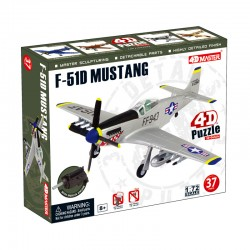 26902 4D Puzzle F-51D Mustang
