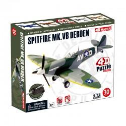 26903 4D Puzzle Spitfire...