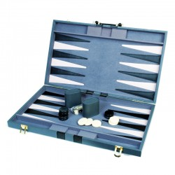 "038015  15"" Backgammon Attache"