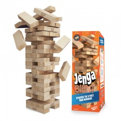 01506 JENGA® 3-ft Giant...