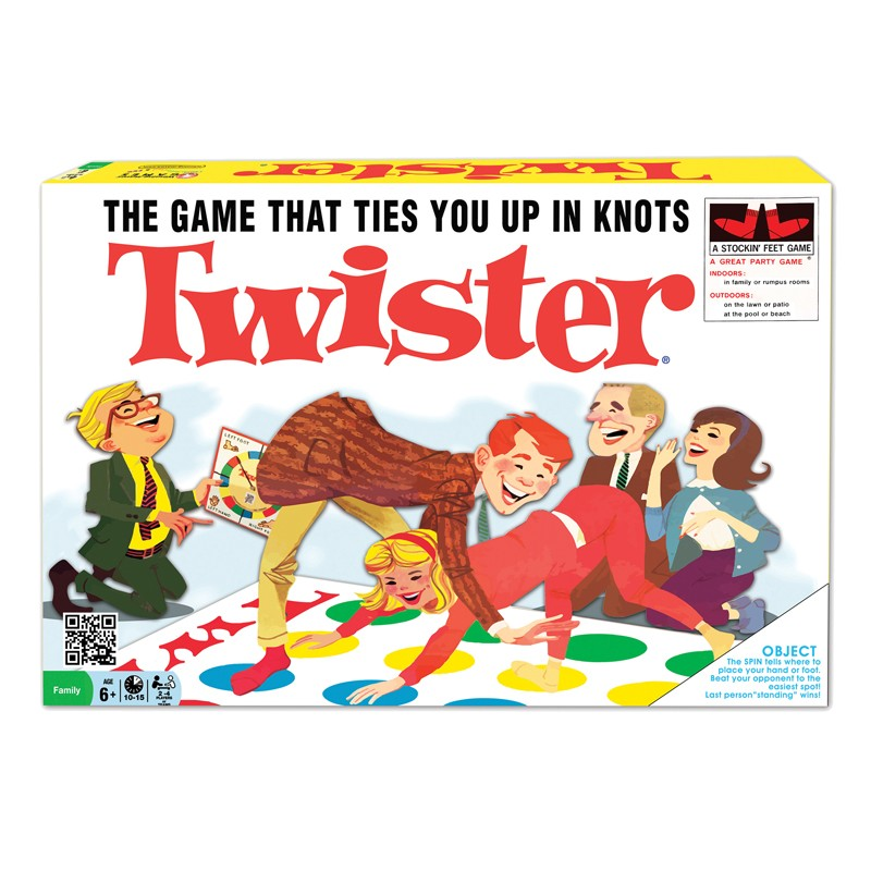 #1178 Twister® Classic Edition
