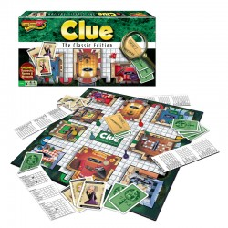 1137 Clue® Classic Edition...