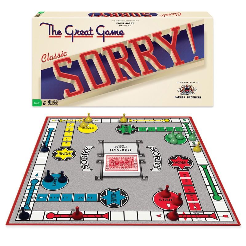 #1171 Classic Sorry® Board Game