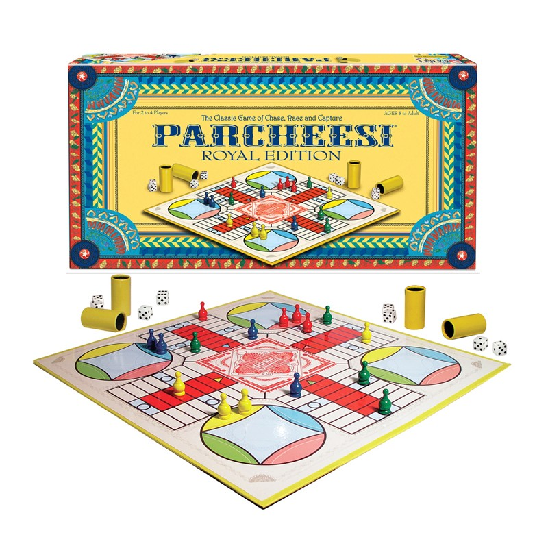 #6106 Parcheesi Royal Edition®