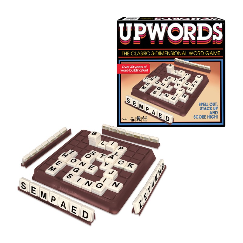 #1194 Upwords® Word Game