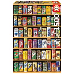 14446 Cans Educa 1500 Piece...