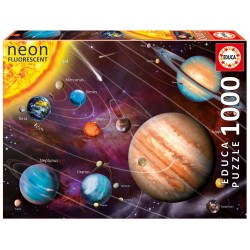 14461 Neon Solar System...