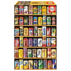 14835 Miniature Soft Cans...
