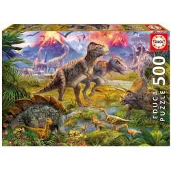 15969 Dinosaur Gathering...
