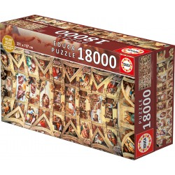 16065 Sistine Chapel Educa...