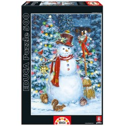 16401 Snowman Educa 500...