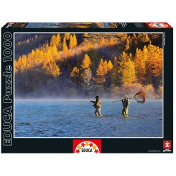 16403 Two Men Fishing Educa...