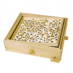 TR-1001 Wood Labyrinth