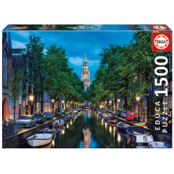 16767 Amsterdam Canal At...